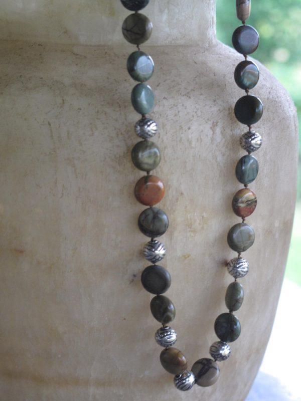 Agate & Silver
