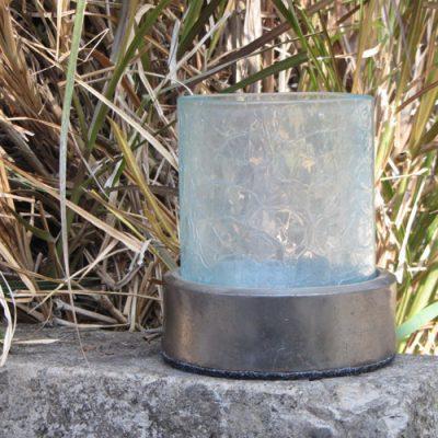 Glacier Tealight Holder